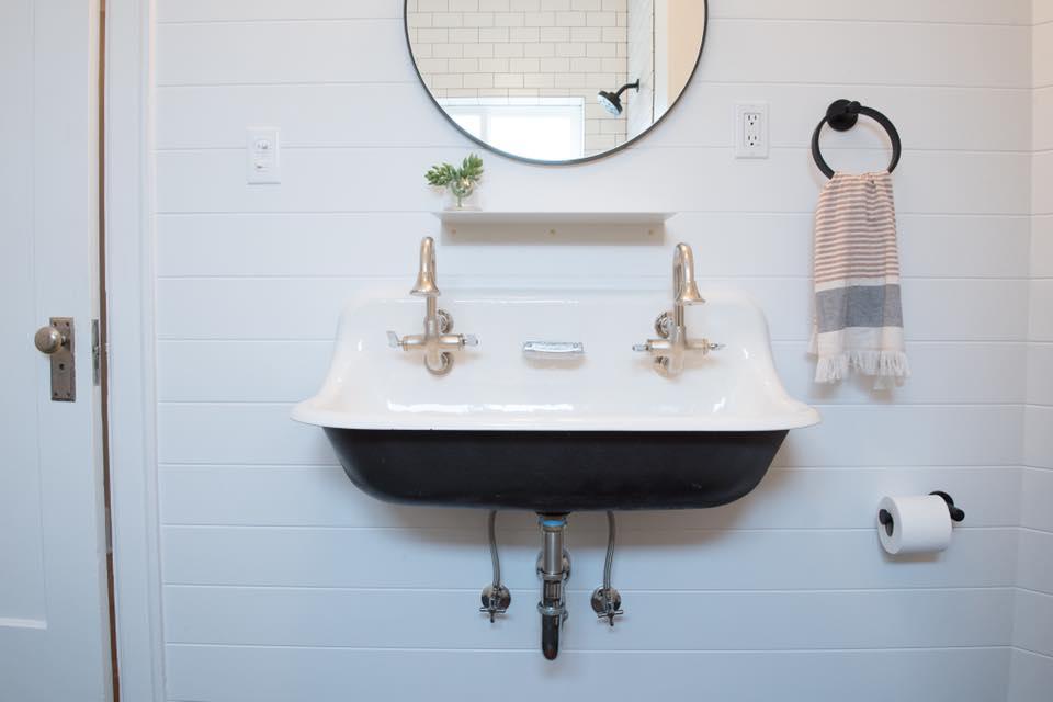 Bathroom Remodel Freemont Portland Above And Beyond Home Improvement Custom Bathroom Remodel Portland