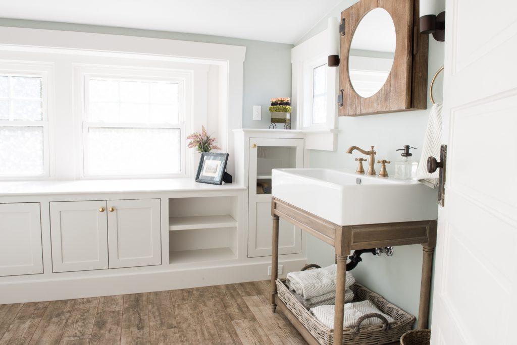 Bathroom Remodel NE Portland Above And Beyond Home Improvement Mesmerizing Bathroom Remodel Portland