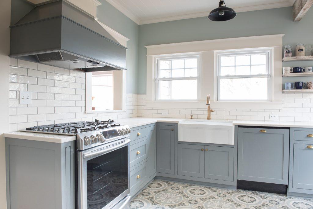 Kitchen Remodel: NE Portland – Above and Beyond Home Improvement